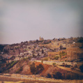 © Killzero Hitori   Jerusalem   Иерусалим. Елеонская гора
