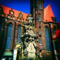 © Killzero Hitori | Wroclaw | Вроцлав, Памятник Яну Непомуцкому
