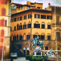 © Killzero Hitori | Италия | Флоренция, Площадь Синьории, Памятник Козимо Медичи