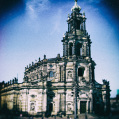 © Killzero Hitori   Германия   Дрезден, Хофкирхе