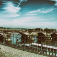 © Killzero Hitori   Германия   Дрезден, Река Эльба