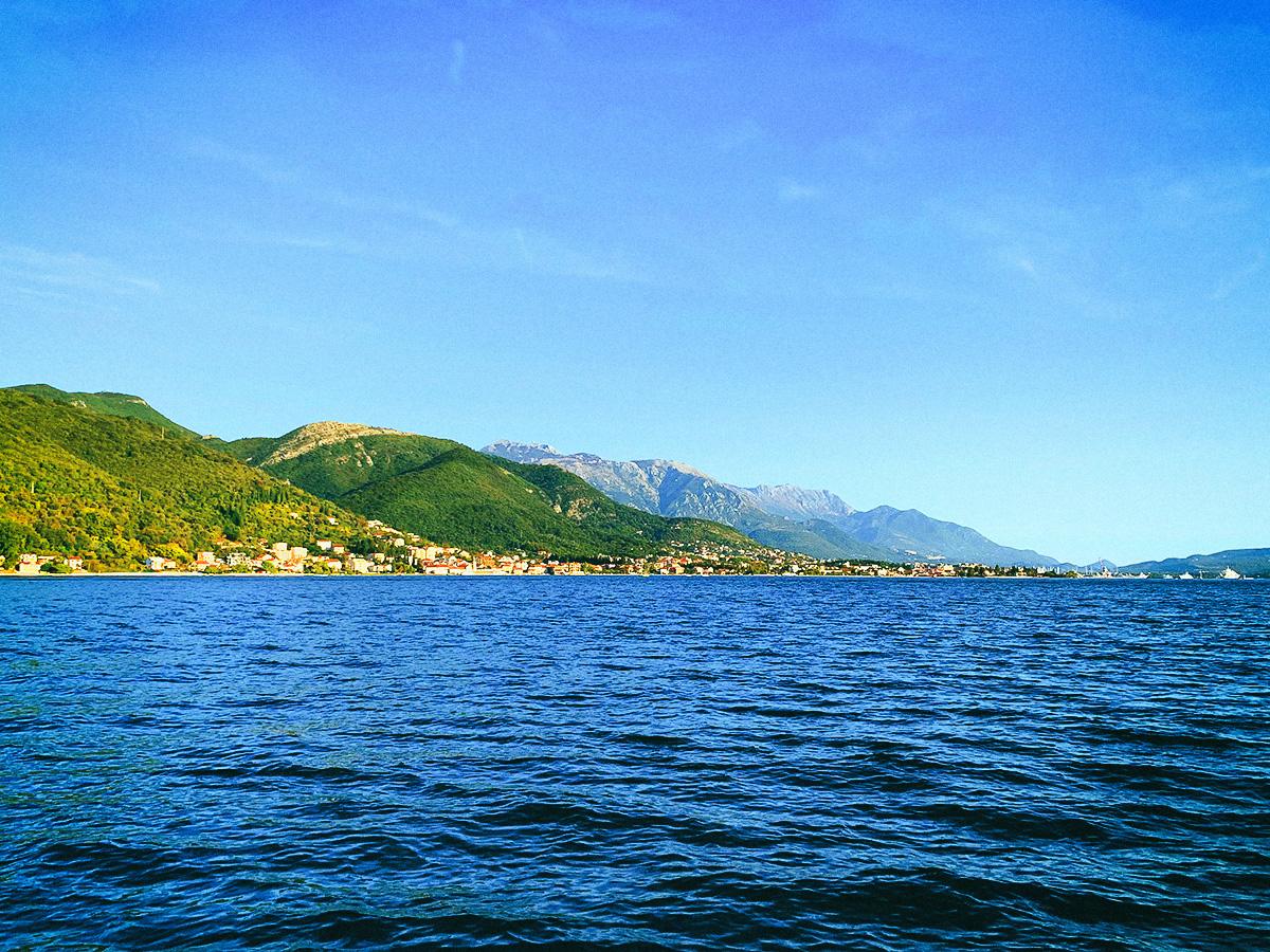 Черногория, Боко-Которская бухта