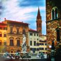 © Killzero Hitori | Италия | Флоренция, Площадь Синьории, Фонтан Нептуна