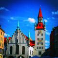 © Killzero Hitori   Германия   Мюнхен, Старая ратуша