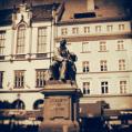 © Killzero Hitori | Wroclaw | Вроцлав, Памятник поэту